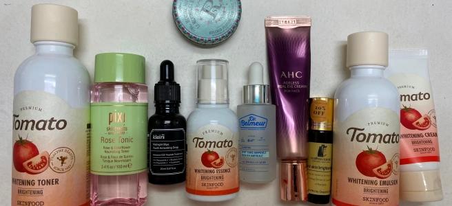 Haru's ECQ Skin Care